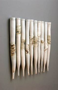 I very much want to learn how to repeat a birch bark surface.    Paula Winokur