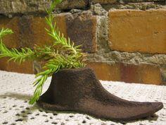 Cobblers Shoe Form by Natural Vintage on Etsy, $8.00