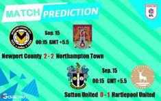 #EnglandLeague2 #England #EFL #football #soccer #soccergame #footballtips #footballgame #sport #prediction #livescore #NewportCounty #NorthamptonTown