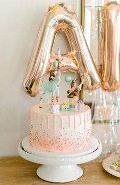 Party Animal Birthday Inspiration | Unveiled Bliss