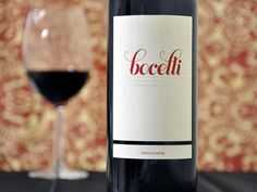 This is classic, letter-perfect Tuscan Sangiovese, all about red berries, cherries, rhubarb, anise, spices, and dried cranberries. When you taste it, you will hear Andrea's voice wafting a Puccini melody across a table laden with rich Italian food.