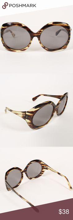 4c4b6bb10b3 Vintage Renauld Tortoise Shell Sunglasses