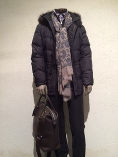 Moorer siberian goose down jacket to keep you warm! - 1452 Rue Peel, Montréal, QC H3A - (514) 844-1008