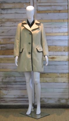 Incredible vintage Loden wool funky lined by CrystalVintageUK