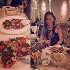 It's lobster time again! #thelangham #langham #langhamhotel #langhamlondon #london #londonpop #londonlife #londonhotels #luxury #luxuryhotel #luxurylife #luxuryliving #luxurylifestyles #palmcourt #palmcourtlangham #restaurantlondon #londonrestaurants #londonrestaurant #toplondonrestaurants #toprestaurant #finedining #finedine #yum #yummy #londondining #lobster #lobsterdinner by alexkatsuralondon