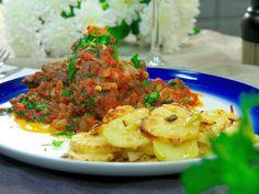 Fyllda rullader med prosciutto och örter   Recept från Köket.se