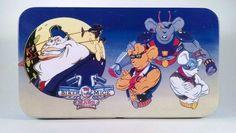 1993 Brentwood Television - Biker Mice From Mars Pencil Box Tin Retro Cartoon  #TheTinBoxCompany