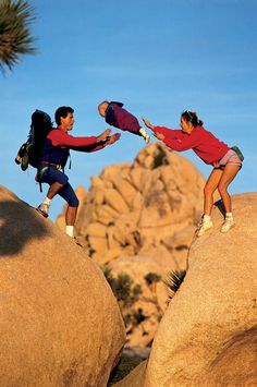 from the Patagonia Catalog>>>Gettin' Air at an early age?