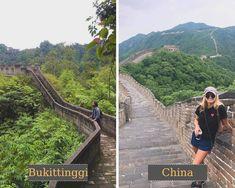 Janjang Koto Gadang di Bukit Tinggi = Great Wall of China #judionline #bandarjudi #bolatangkas #8tangkas #jackpot Atlantis, Railroad Tracks, Brazil, Thailand, Paris, Mountains, Nature, Moonlight, Montmartre Paris