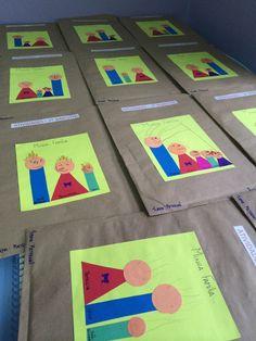 Envelopes para Atividades