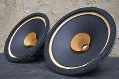 Atelier Rullit  LAB 8 AlNiCo full range speakers for SE amps