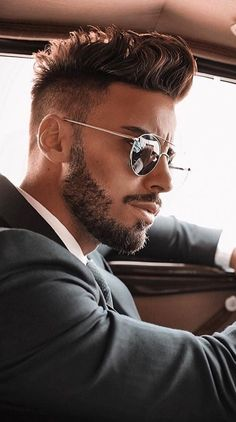Fade Haircut is an interesting style for sure but how can you achieve this look and also how to maintain this style? Mens Hairstyles Fade, Cool Hairstyles For Men, Celebrity Hairstyles, Haircuts For Men, Men's Hairstyles, Men's Haircuts, Modern Haircuts, Wedding Hairstyles, Pompadour Hairstyle