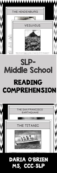 SLPs--Check out these curriculum-based, high-interest activities (and YouTube links!) to help students who struggle with reading comprehension.