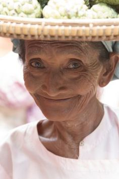 A beauty still, a beautiful smile and eyes.
