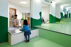 Kidtopia Playful child day-care centre in Amsterdam West