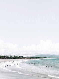 Endless summer.