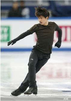 Tatsuki Machida(JAPAN) : ISU Grand Prix of Figure Skating Final 2012