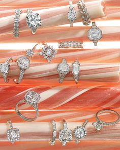 more #gorgeous #wedding #rings