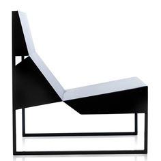 WM.04 LOUNGE CHAIR Chair by  Marco Sousa Santos for Branca Lisboa