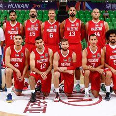2015 FIBA Asia Championship - Palestine's Basketball team  - FIBA.com