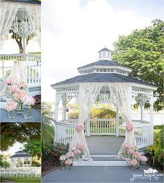 davis island garden club wedding pictures