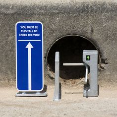 Humorous New Contextual Street Sign Interventions by Michael Pederson | Colossal