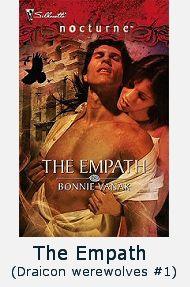Bonnie Vanak, Author - Books, The Draicon werewolves, paranormal Erotica.
