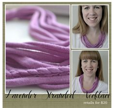 Win one of three necklaces like this on @Kristen S. blog.  : ) Thanks, @Alison Hunt!