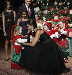 Michelle Obama in vintage - Mrs.O - Follow the Fashion and Style of First Lady Michelle Obama