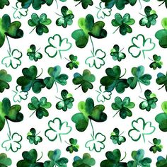 Pat's day as well as tax day is coming up! Hand Painted Wallpaper, Painting Wallpaper, Background For Photography, Photography Backdrops, St Patricks Day Wallpaper, Holiday Wallpaper, Clover Green, Homescreen Wallpaper, Pretty Wallpapers