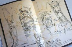 1980 The Frankenstein Diaries By Rey Hubert// by LonelilyMarket