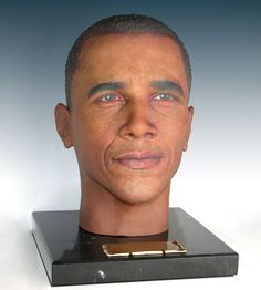 Personal Cremation Urns That Look Like Disembodied Heads personally I think that is CREEPY