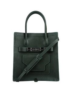 PROENZA SCHOULER - Large leather bag