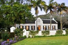 South Africa - Paarl - Grand Roche, wedding