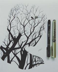 Please follow me on instagram. Please 😢 @lxsndrart Follow Me On Instagram, Instagram Posts, My Drawings