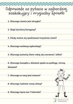 Polish Language, Class Meetings, Phonics Reading, Kids And Parenting, Back To School, Psychology, Life Hacks, Coaching, Teacher