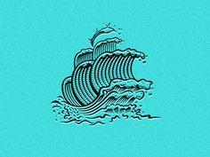 Ship Logo by Srdjan Kirtic