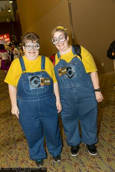 Minions #Cosplay | Phoenix Comicon 2014 - Saturday
