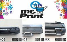 Προσφορά σε 3 τύπους συμβατών τόνερ από τον mr. Print για τον μήνα Απρίλιο