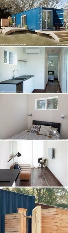 Container House - MODERN BEACH CONTAINER HOME #2 Who Else Wants Simple Step-By-Step Plans To Design And Build A Container Home From Scratch?