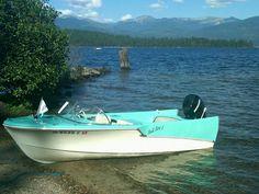 Hurricane force storm cripples Priest Lake Idaho's Glassic Boat Show! - fiberglassics.com