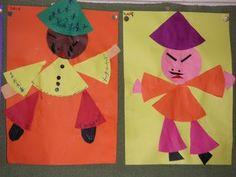 Chineesjes knutselen Chineese New Year, China, Chinese New Year Crafts, New Year's Crafts, Mystery Of History, Book Study, Art Lessons Elementary, In Kindergarten, Chinese Art
