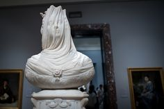 No one likes this as much as I do.     Isabel II Vieled, Museo del Prado, Madrid by redswept, via Flickr