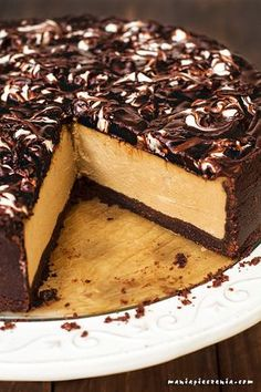 Coffee Cheesecake - Sernik kawowy