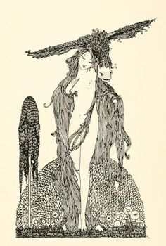 1922: The Fairy Tales of Perrault, illustrated by Harry Clarke
