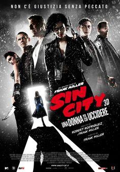 Sin City 2: Una donna per cui uccidere – Scheda Film