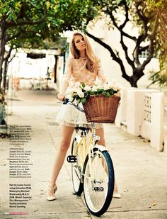 Summer Dream!  Evgenia Sizanyuk for Cosmopolitan Australia May 2013. Photographed by Steven Chee.