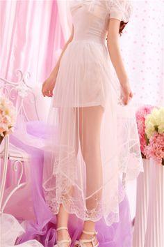 Pynk on Toyhouse Harajuku Fashion, Kawaii Fashion, Lolita Fashion, Cute Fashion, Girl Fashion, Fashion Styles, Girly Outfits, Pretty Outfits, Pretty Dresses