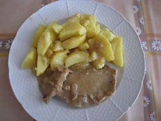 Bravčové mäso na prírodno