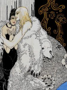 Kay Nielsen | Kay Nielsen - ''The Lad in the Bear's Skin and the King